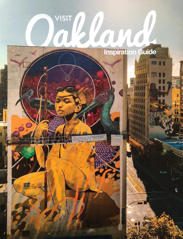 Visit Oakland Inspiration guide (2019-2020)